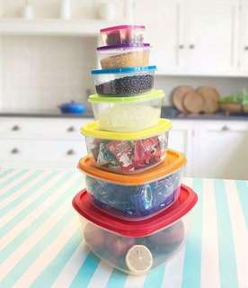 7pc Food Container