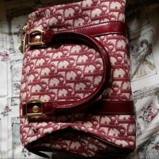 Dior 手挽袋