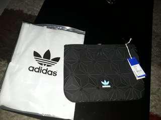 🚚 Adidas X Issey Miyake Black Pouch