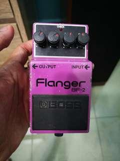 Boss Flanger BF2 Made In Japan