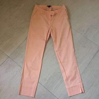 H&M Peach Pants