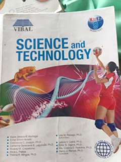 Science and Technology worktext (vibal) grade 9