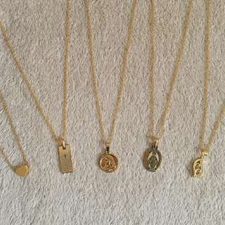 Medallion Necklaces