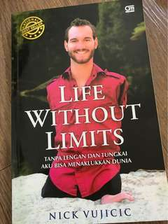 Motivational Book Nick Vujicic