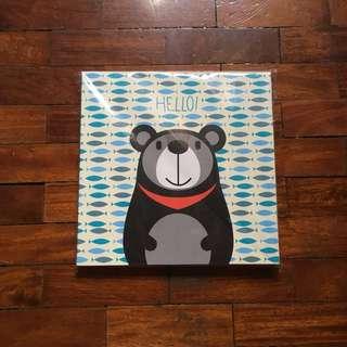 Bear Drawing Book