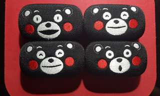 BN Kumamon Accessory Box Japan