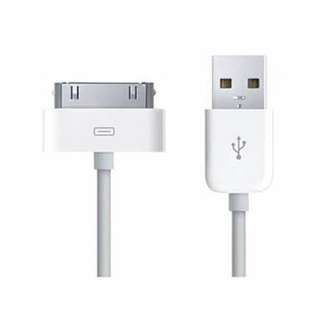 Genuine Apple iPhone 3 and 4 cable