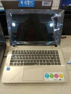 Laptop Asus X441NA-BX401T/BL Promo Gratis 1X Cicilan Mudah Tanpa Kartu Kredit