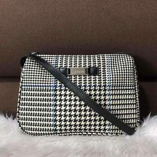 Authentic Pre-Loved Ralph Lauren Houndstooth Bags