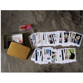 SEVENTEEN UNOFFICIAL PHOTOCARD SET