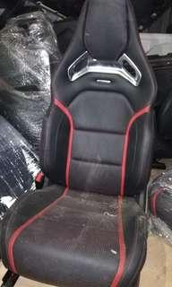 Mercedes benz AMG 45 SEAT