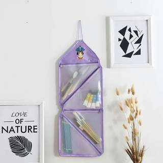🌞Wall Pencil crayon Accessories Organizer