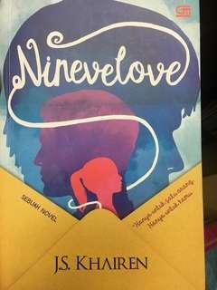 Novel ninevelove by JS Khairen