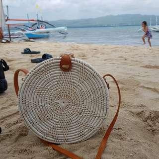 Rattan Bag form Bali