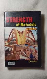 Strength of Materials by Besavilla