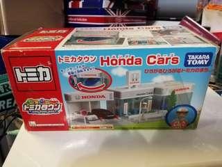 Tomica Honda 場景