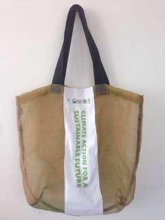 變幻綠透氣網袋
