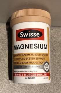 Swisse Magnesium 60 tablets