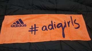 🚚 全新#adidas運動毛巾