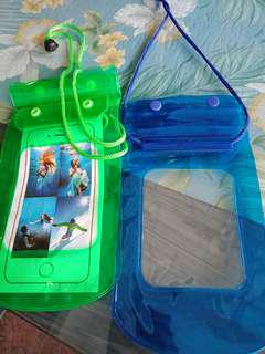 Water proof phone protectors