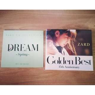 ZARD Golden Best 15th Anniversary with CM selection [Dream ~spring~ DVD]
