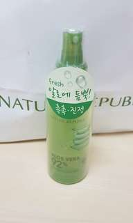 SOOTHING GEL MIST ALOEVERA NATURE REPUBLIC
