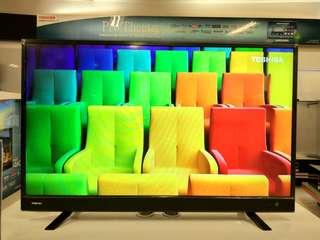 Toshiba FullHD Digital TV Kredit Free 1X Angsuran Tanpa Kartu Kredit Proses Cepat
