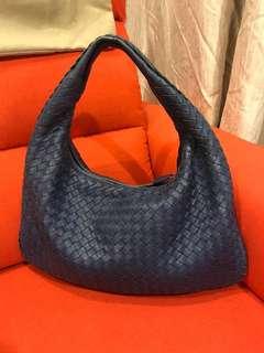 Bottega Veneta - Blue Bag (Authentic)