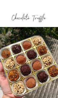 MIM'S CHOCOLATE TRUFFLE (Birthday Gift/Souvenir)