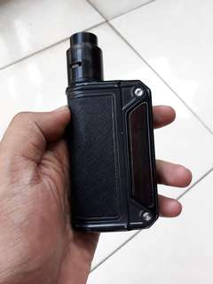 Therion 166 siap ngebul