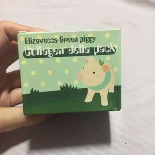 BNIB Elizavecca Green Piggy Collagen Jella Pack #HariRaya35
