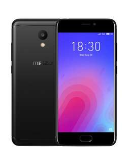 Meizu M6 3GB+32GB black , add Meizu brand