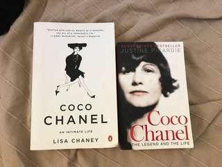 Coco Chanel Books
