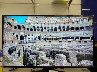 "Samsung LED 49"" Smart TV Promo Free 1X Angsuran Tanpa Kartu Kredit Proses Cepat"