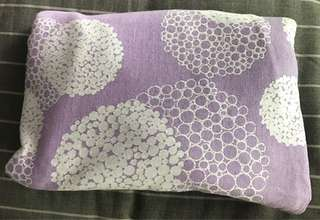#HariRaya35 *FREE Courier Doorstep* FSO: EEEUC Soul Sling Lavender Corallium Wrap - Size 7