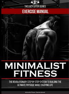 EBook: Minimalist Fitness ver 2 by Cho Lim