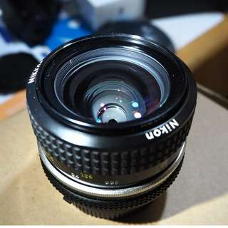 Nikon Nikkor 28mm F2.8 AI mount
