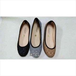 Flat doll shoes v2