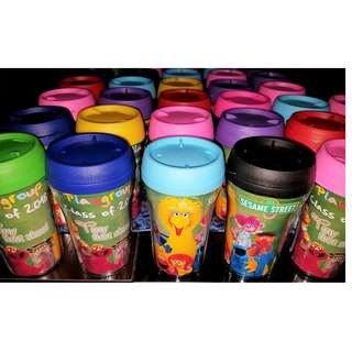 Sesame Street Customized Hot & Cold Tumbler