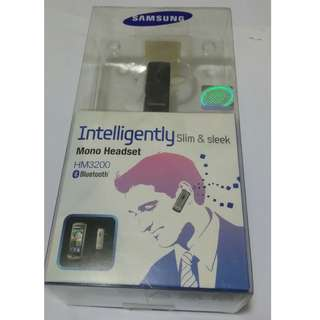 Samsung HM3200 Bluetooth Headset