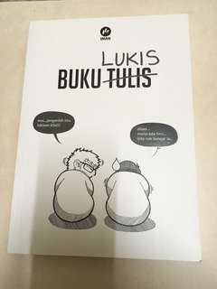 Buku Lukis by Teme Abdullah