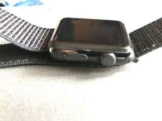Apple I watch 黑鋼版42mm