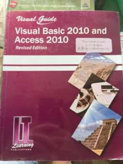 Visual Basic 2010 and Access 2010