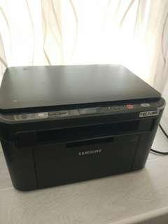 3-in-1 laser printer