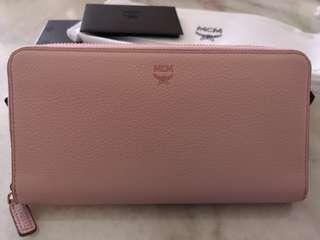 MCM Large Milla Wallet