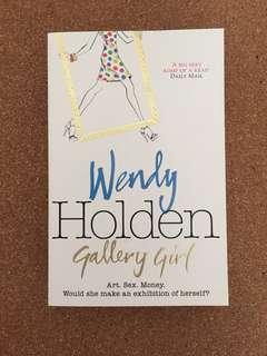 English Novel : Gallery Girl