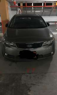 Kia Cerato Forte 1.6 Manual EX