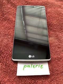 Authentic LG G4 Stylus (8 GB) with Hybrid Case