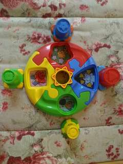 Puzzle for babies