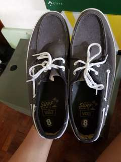 Vans Boat Shoes
